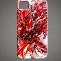 Hardcase Red Iphone 4&5