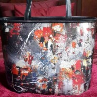 Luxury handbags – art III